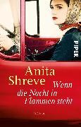 Cover-Bild zu Wenn die Nacht in Flammen steht von Shreve, Anita
