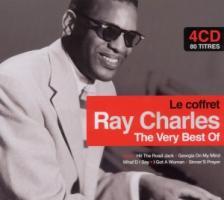 Cover-Bild zu The Very Best Of von Charles, Ray (Solist)
