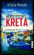 Cover-Bild zu Vertidi, Nikola: Mörderisches Kreta