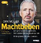 Cover-Bild zu Machtbeben von Müller, Dirk