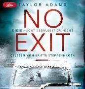 Cover-Bild zu No Exit - von Adams, Taylor