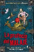 Cover-Bild zu @Rancio, Julio Muñoz Gijón: La profecía del malaje (eBook)