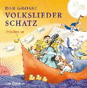 Cover-Bild zu Der große Volksliederschatz von Treyz, Jürgen (Komponist)