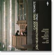 Cover-Bild zu Trompete - Orgel von Neuenschwander, Jürg