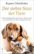 Cover-Bild zu Sheldrake, Rupert: Der siebte Sinn der Tiere (eBook)