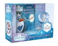 Cover-Bild zu Disney Die Eiskönigin: Olafs Weihnachtsgeschichte von Julius, Jessica