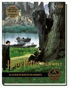 Cover-Bild zu Harry Potter Filmwelt von Revenson, Jody
