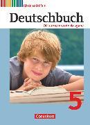 Cover-Bild zu Deutschbuch, Sprach- und Lesebuch, Differenzierende Ausgabe Rheinland-Pfalz 2011, 5. Schuljahr, Schülerbuch von Biegler, Alexandra