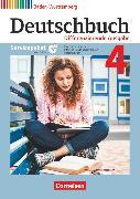 Cover-Bild zu Deutschbuch, Sprach- und Lesebuch, Differenzierende Ausgabe Baden-Württemberg 2016, Band 4: 8. Schuljahr, Servicepaket mit CD-ROM, Didaktische Hinweise, differenzierende Kopiervorlagen, Klassenarbeiten von Bublinski, Carolin