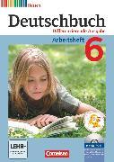 Cover-Bild zu Deutschbuch, Sprach- und Lesebuch, Differenzierende Ausgabe Hessen 2011, 6. Schuljahr, Arbeitsheft mit Lösungen und Übungs-CD-ROM von Dick, Friedrich