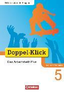 Cover-Bild zu Doppel-Klick, Das Sprach- und Lesebuch, Differenzierende Ausgabe Nordrhein-Westfalen, 5. Schuljahr, Das Arbeitsheft Plus, Mit Lösungen von Adam, Grit