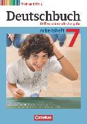 Cover-Bild zu Deutschbuch, Sprach- und Lesebuch, Differenzierende Ausgabe Rheinland-Pfalz 2011, 7. Schuljahr, Arbeitsheft mit Lösungen von Dick, Friedrich