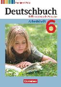 Cover-Bild zu Deutschbuch, Sprach- und Lesebuch, Differenzierende Ausgabe Rheinland-Pfalz 2011, 6. Schuljahr, Arbeitsheft mit Lösungen von Dick, Friedrich