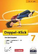 Cover-Bild zu Doppel-Klick, Das Sprach- und Lesebuch, Grundausgabe, 7. Schuljahr, Servicepaket, Handreichungen, Kopiervorlagen, CD-ROM von Deters, Ulrich