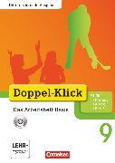 Cover-Bild zu Doppel-Klick, Das Sprach- und Lesebuch, Differenzierende Ausgabe, 9. Schuljahr, Das Arbeitsheft Basis mit CD-ROM, Mit Lösungen von Adam, Grit