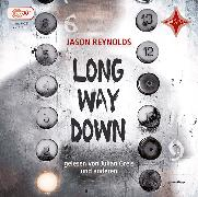 Cover-Bild zu Long Way Down von Reynolds, Jason
