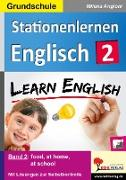 Cover-Bild zu Stationenlernen Englisch / Band 2 (eBook) von Angioni, Milena