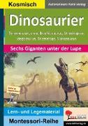 Cover-Bild zu Dinosaurier (eBook) von Kohl-Verlag, Autorenteam