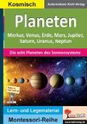 Cover-Bild zu Planeten (eBook) von Kohl-Verlag, Autorenteam