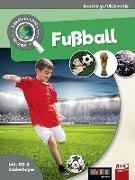 Cover-Bild zu Leselauscher Wissen: Fußball (inkl. CD & Stickerbogen) von Grings, Inka