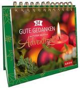 Cover-Bild zu 24 gute Gedanken für die Adventszeit von Groh Redaktionsteam (Hrsg.)