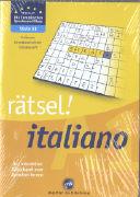 Cover-Bild zu Stufe A1: italiano
