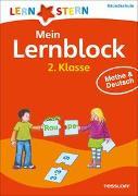 Cover-Bild zu Mein Lernblock 2. Klasse. Mathe & Deutsch