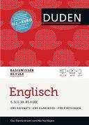 Cover-Bild zu Basiswissen Schule - Englisch 5. bis 10. Klasse von Schmitz-Wensch, Elisabeth