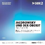 Cover-Bild zu Jacobowsky und der Oberst (Audio Download) von Werfel, Franz
