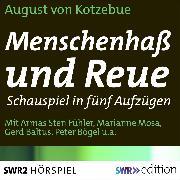Cover-Bild zu Menschenhaß und Reue (Audio Download) von Kotzebue, August von