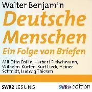 Cover-Bild zu Deutsche Menschen (Audio Download) von Benjamin, Walter