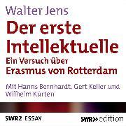 Cover-Bild zu Der erste Intellektuelle (Audio Download) von Jens, Walter