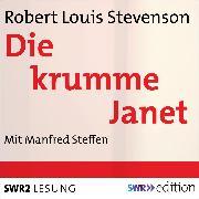 Cover-Bild zu Die krumme Janet (Audio Download) von Stevenson, Robert Louis