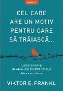 Cover-Bild zu Cel Care Are Un Motiv Pentru Care Sa Traiasca (eBook) von Frankl, Viktor E.