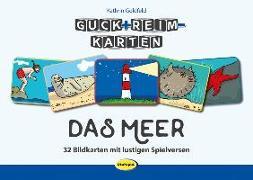 Cover-Bild zu Guck+Reim-Karten: Das Meer von Goldfeld, Kathrin