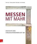 Cover-Bild zu Hinz, Udo: Messen mit Mahr