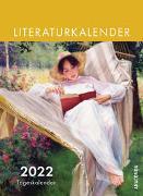 Cover-Bild zu Strümpel, Jan (Hrsg.): Literaturkalender 2022
