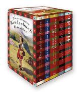 Cover-Bild zu Burnett, Frances Hodgson: Die schönsten Kinderbuchklassiker - Der geheime Garten - Alice hinter den Spiegeln - Anne auf Green Gables - Black Beauty - Heidi (5 Bände im Schuber)
