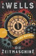 Cover-Bild zu Wells, H. G.: Die Zeitmaschine / The Time Machine