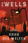 Cover-Bild zu Wells, H. G.: Der Krieg der Welten / The War of the Worlds