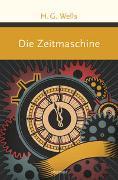 Cover-Bild zu Wells, H. G.: Die Zeitmaschine