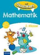 Cover-Bild zu Mathematik: 2. Klasse von Ernsten, Svenja