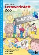 Cover-Bild zu Lernwerkstatt Zoo (eBook) von Ernsten, Svenja
