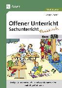 Cover-Bild zu Offener Unterricht Sachunterricht - praktisch 3-4 von Ernsten, Svenja