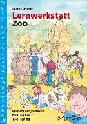Cover-Bild zu Lernwerkstatt Zoo von Ernsten, Svenja