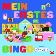 Cover-Bild zu Niniwanted (Illustr.): Mein erstes Bingo In der Schule