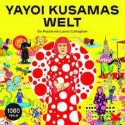 Cover-Bild zu Judah, Hettie: Yayoi Kusamas Welt
