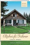 Cover-Bild zu Vogel, Erwin: Alpbeizli-Führer St. Gallen / Appenzell