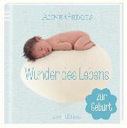 Cover-Bild zu Wunder des Lebens zur Geburt blau