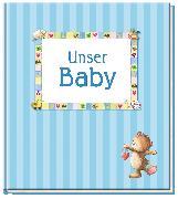 Cover-Bild zu Unser Baby (Junge)